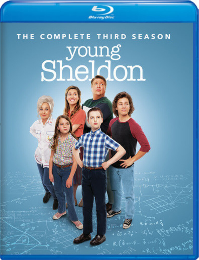 - Young Sheldon: The Complete Third Season