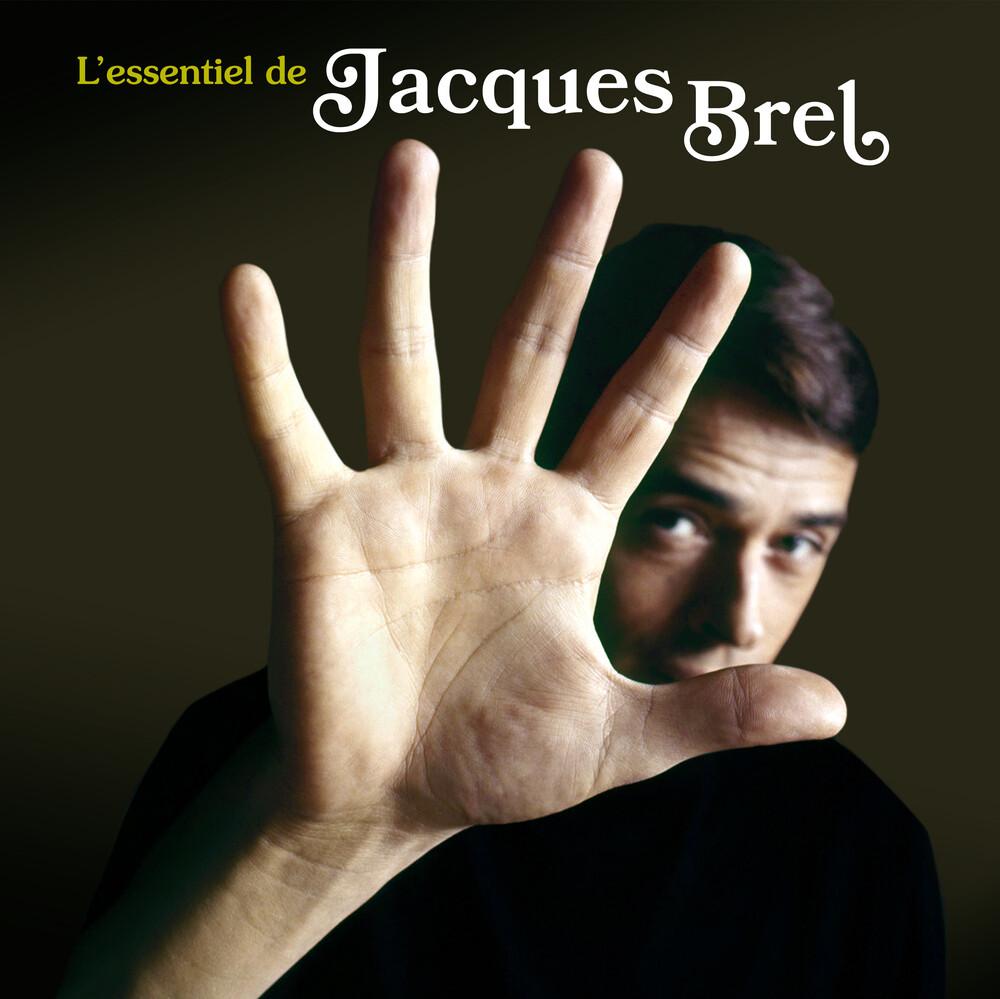 Jacques Brel - L'essentiel De Jacques Brel [Deluxe] (Gate) [180 Gram]