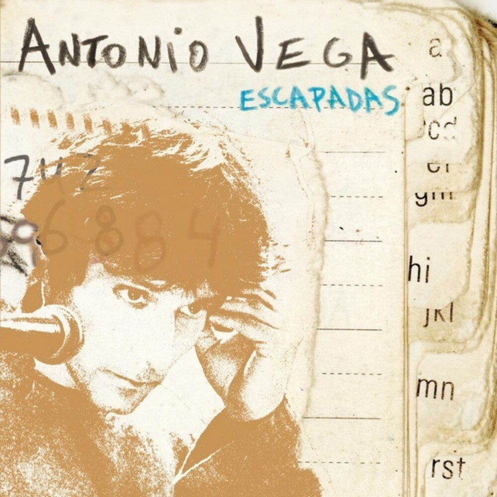 Antonio Vega - Escapadas (W/Cd) (Spa)