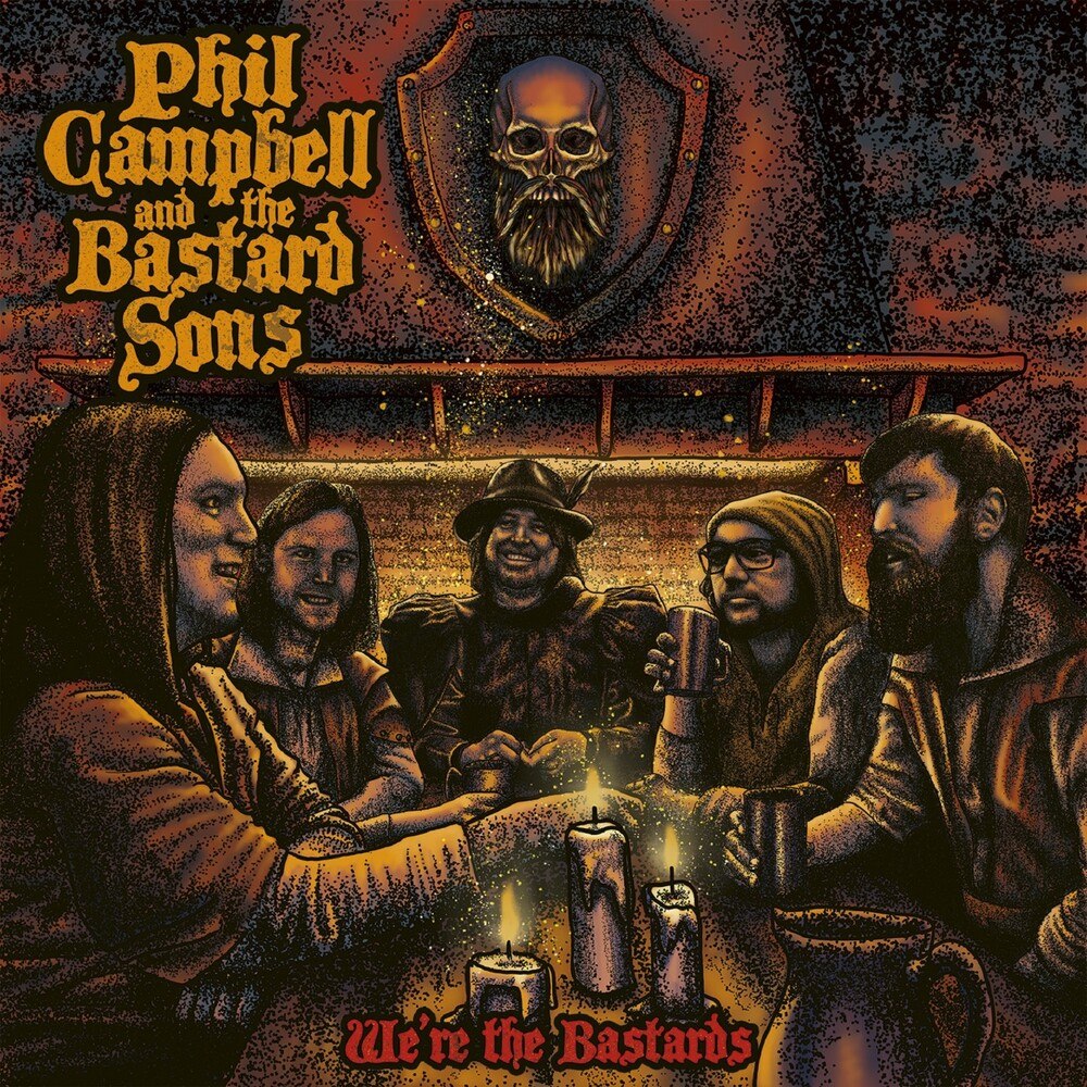 Phil Campbell & The Bastard Sons - We're The Bastards