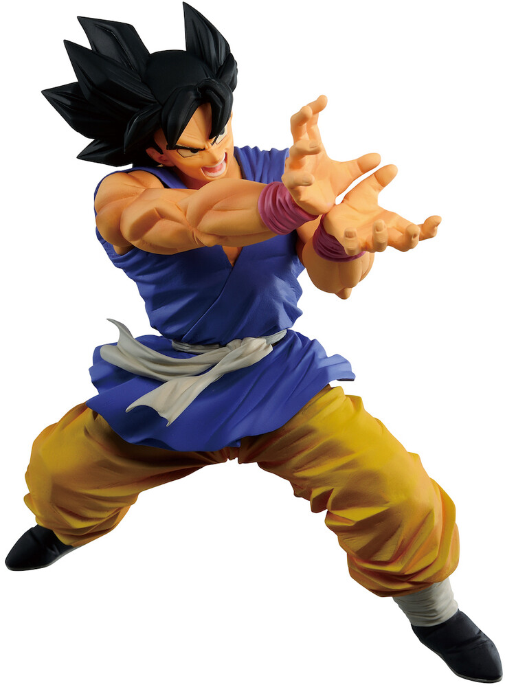 Banpresto - BanPresto - Dragon Ball GT Ultimate Soldiers Son Goku Figure