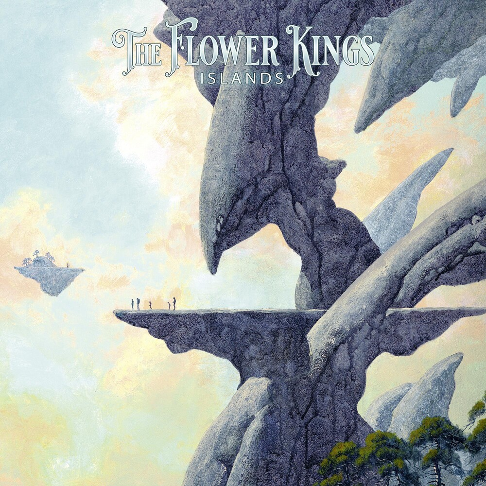 Flower Kings - Islands (W/Cd) (Blk) (Box) [Limited Edition]