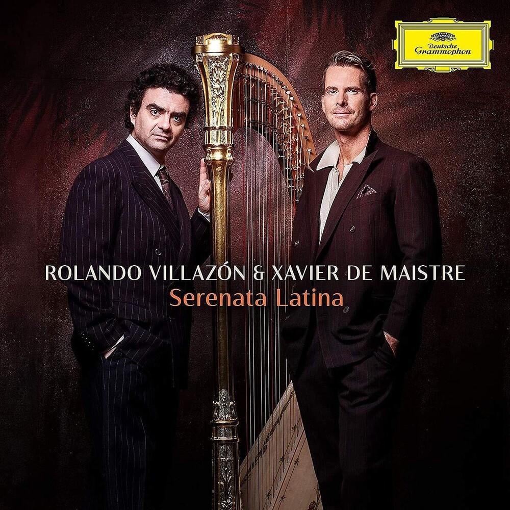 Rolando Villazon - Serenata Latina