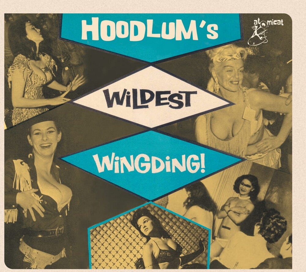 Hoodlums Wildest Wingding / Various - Hoodlums Wildest Wingding (Various Artists)
