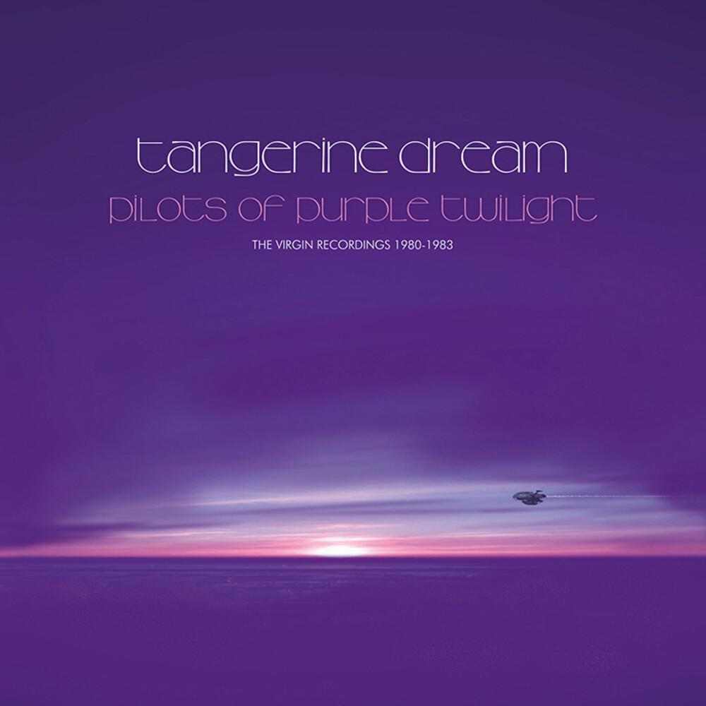 Tangerine Dream - Pilots Of Purple Twilight: The Virgin Recordings 1980-1983 [10CD Boxset]
