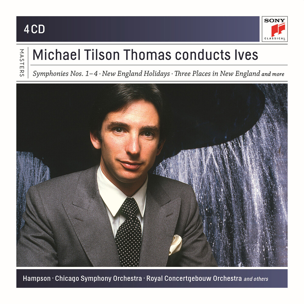 Ives - Thomas Conducts Ives