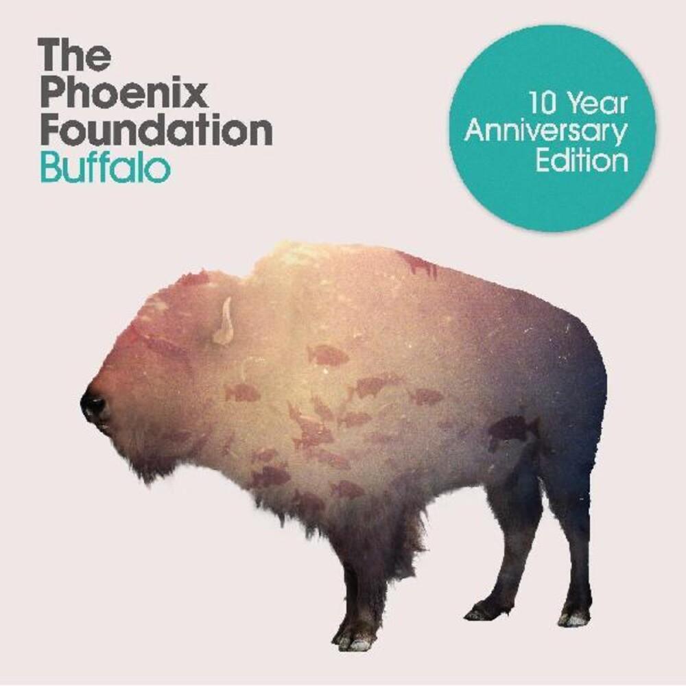 The Phoenix Foundation - Buffalo: 10 Year Anniversary Edition [Orange LP]