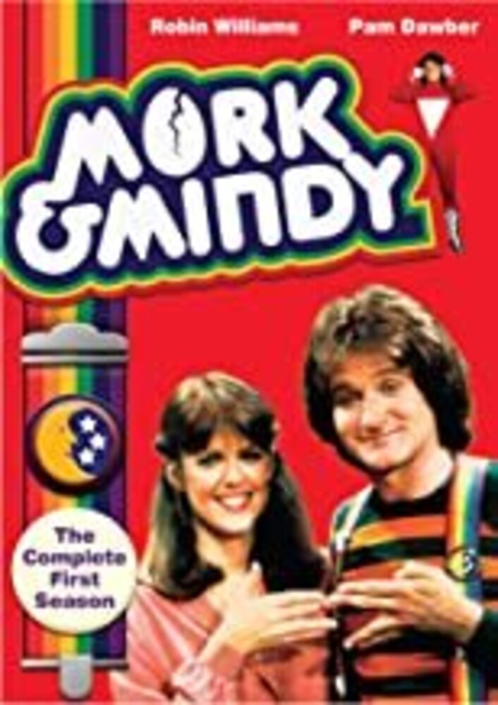 Mork & Mindy: First Season - Mork & Mindy: First Season (4pc) / (Box Dol Ws)