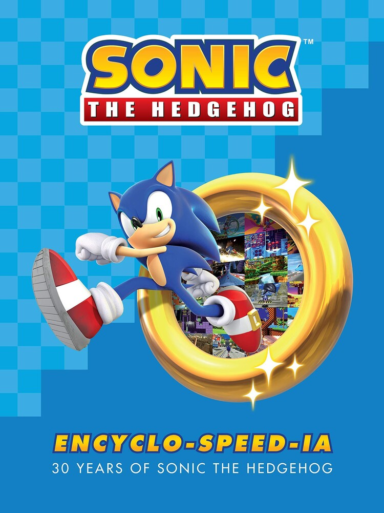 - Sonic the Hedgehog Encyclo-speed-ia