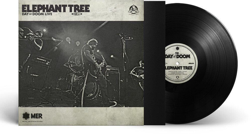 Elephant Tree - Day Of Doom Live (Blk)