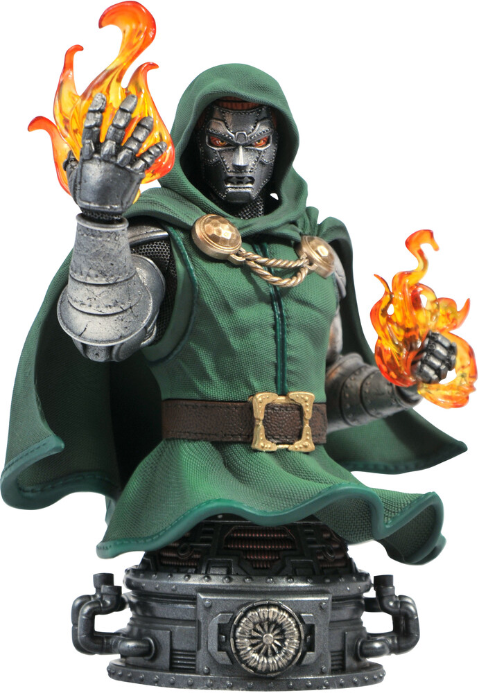 Diamond Select - Diamond Select - Marvel Comic Dr Doom Bust