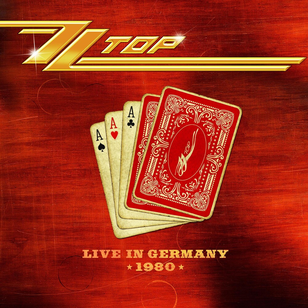 ZZ Top - Live In Germany 1980 [Limited Edition]