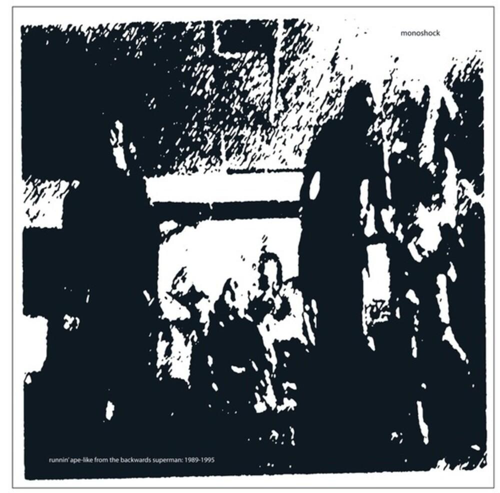 Monoshock - Runnin Ape (2pk)