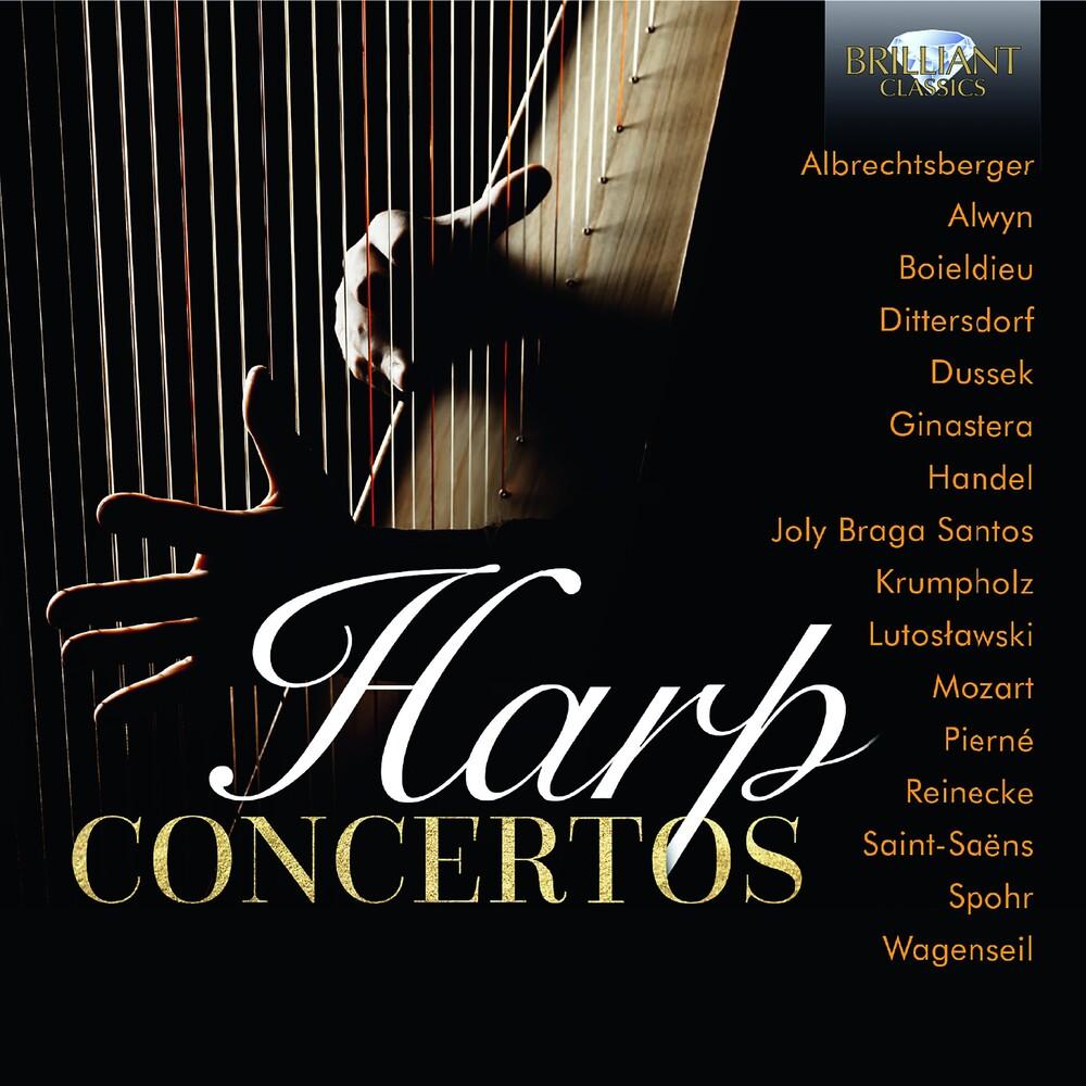 Harp Concertos / Various Box - Harp Concertos