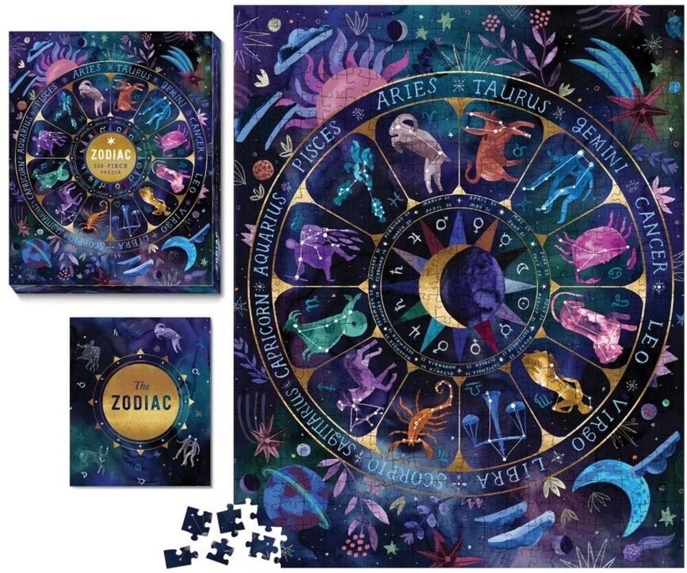 Van De Car, Nikki - Zodiac 500-Piece Puzzle