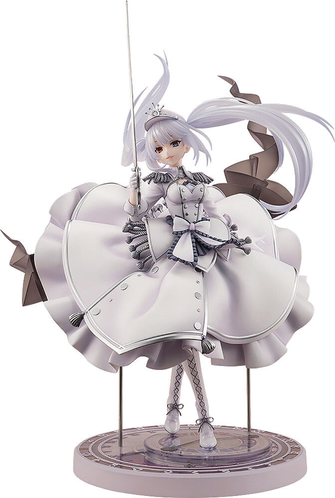 Good Smile Company - Good Smile Company - Date A Live Light Novel White Queen 1/7 PVCFigure