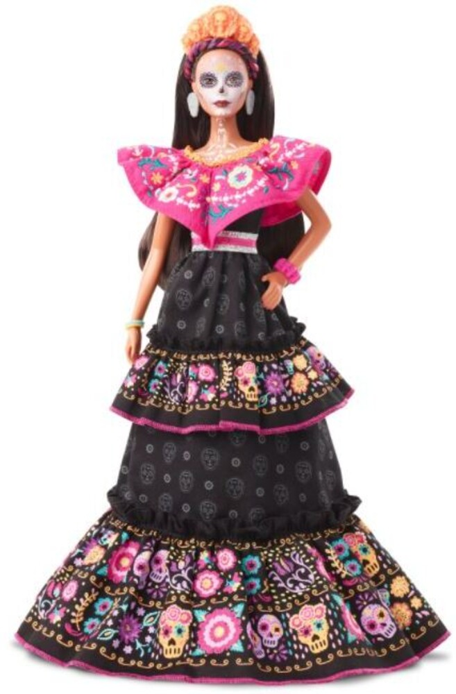 Barbie - Mattel - Barbie Dia de Muertos, 2021