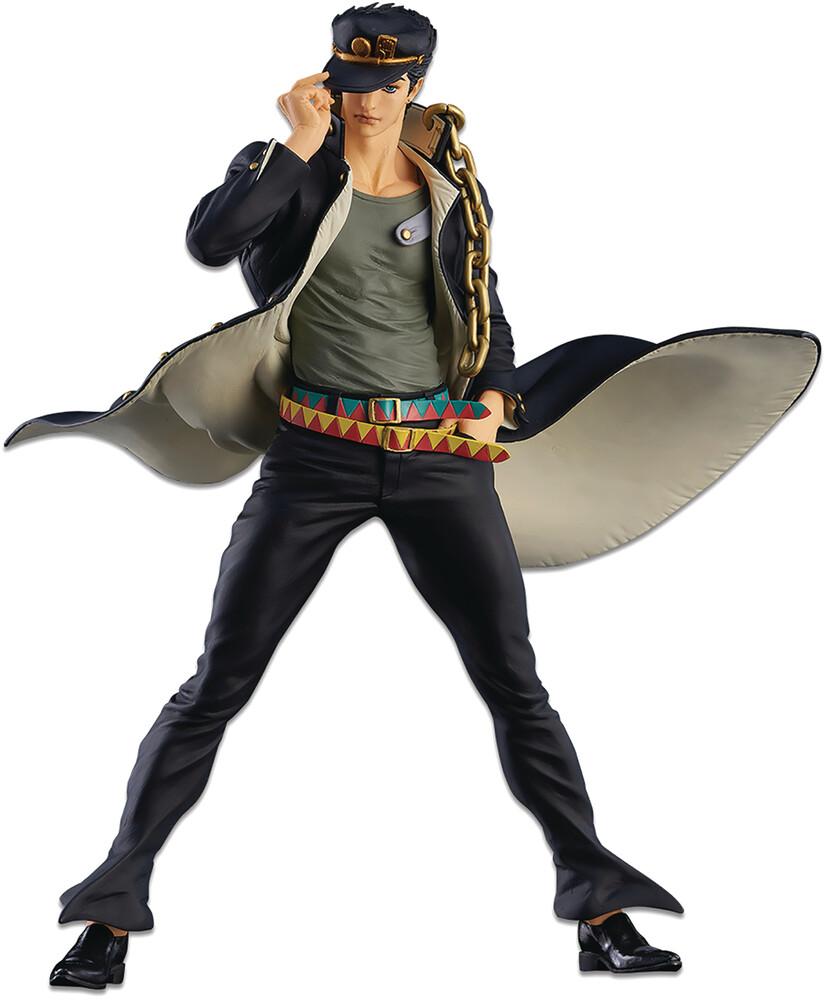 - BanPresto - Jojo's Bizarre Adventure Stardust Jotaro Kujo Original Figure