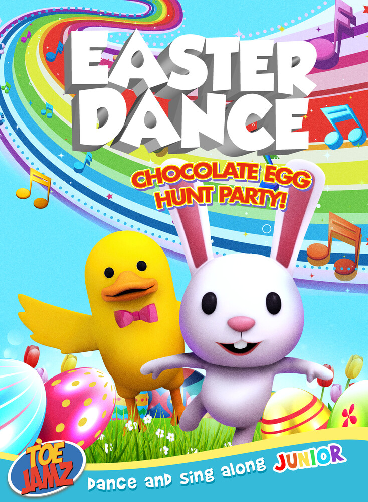 Easter Dance: Chocolate Egg Hunt Party - Easter Dance: Chocolate Egg Hunt Party