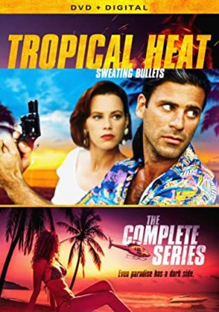 Tropical Heat Complete Series - Tropical Heat Complete Series (12pc) / (Box Ws)