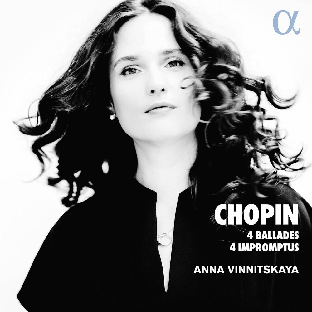 Chopin / Vinnitskaya - 4 Ballades / 4 Impromptus