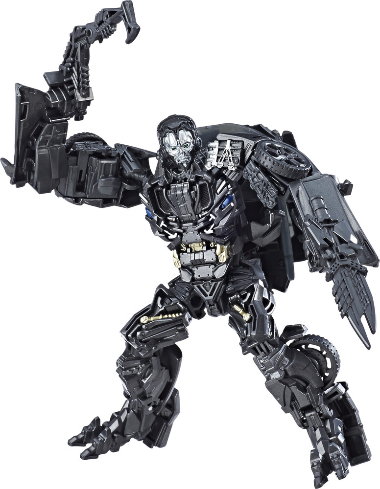 Tra Gen Studio Series Deluxe Lockdown - Hasbro Collectibles - Transformers Generations Studio Series Deluxe Lockdown