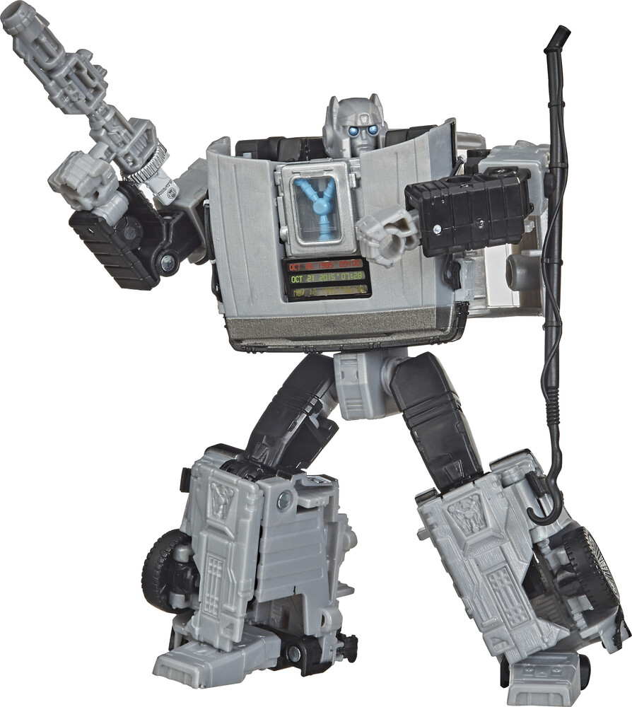 Tra Gen Project Future Deluxe - Hasbro Collectibles - Transformers Generations Project Deluxe Gigawatt