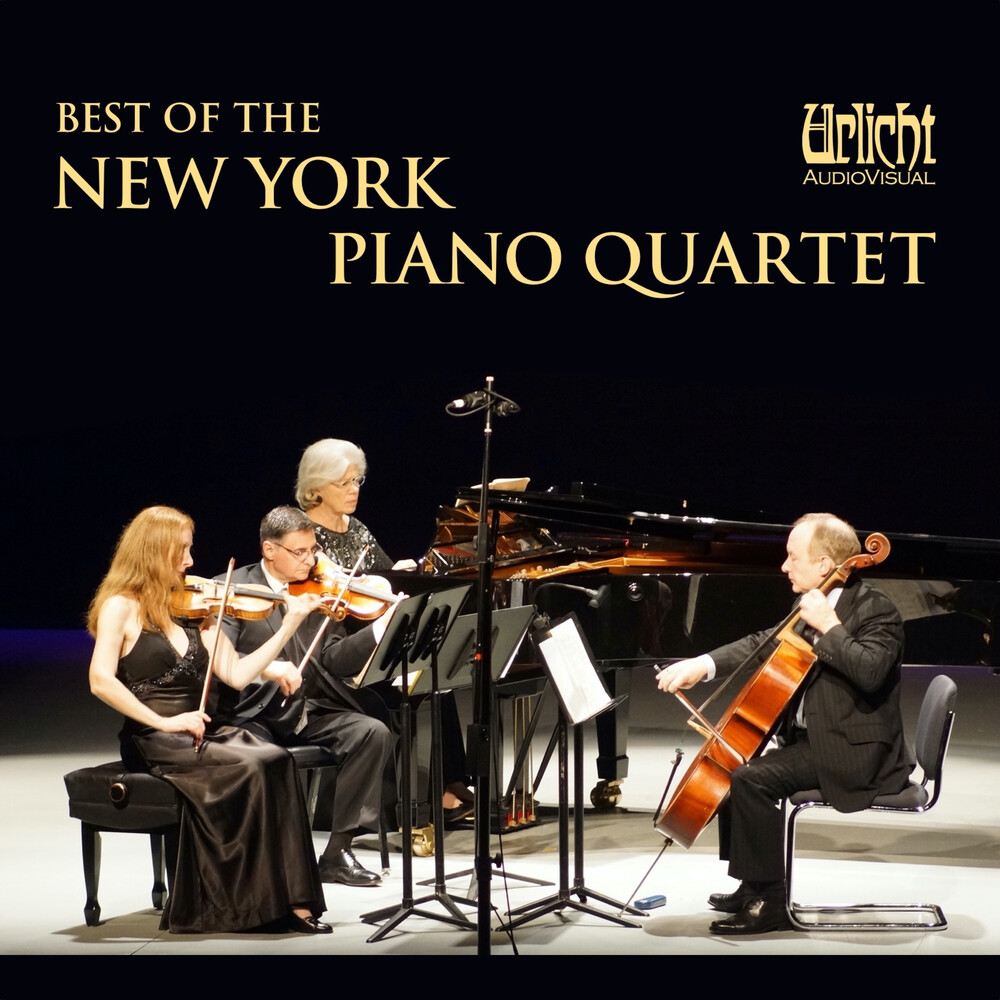New York Piano Quartet - Best Of The New York Piano Quartet
