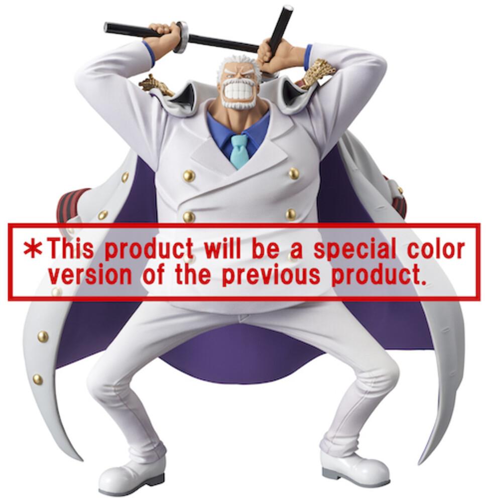 Banpresto - BanPresto - One Piece Magazine A Piece Dream #1 Special Monkey.D.GarpFigure