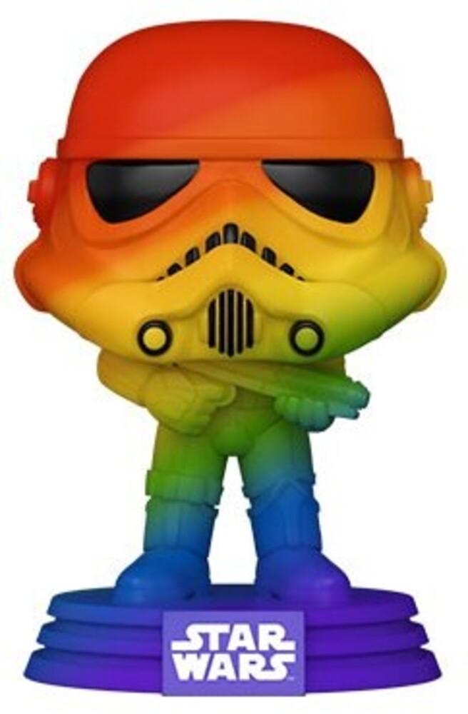 - Pride- Stormtrooper (Rainbow) (Vfig)