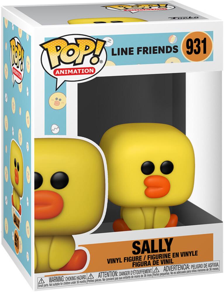 - FUNKO POP! ANIMATION: Line Friends- Sally