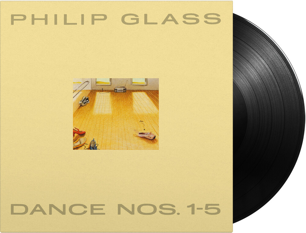 Philip Glass - Dance Nos. 1-5 [180 Gram]