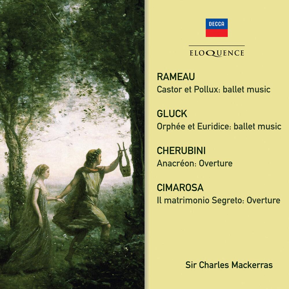 Gluck / Rameau / Charles Mackerras - Gluck / Rameau: Orchestral Suites (Aus)