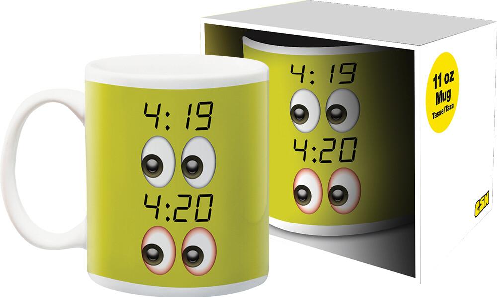 Weed 420 11Oz Boxed Mug - Weed 420 11oz Boxed Mug