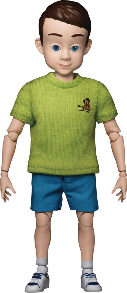 Beast Kingdom - Beast Kingdom - Toy Story Dah-027 Dynamic 8-Ction Heroes Andy DavisAction Figure