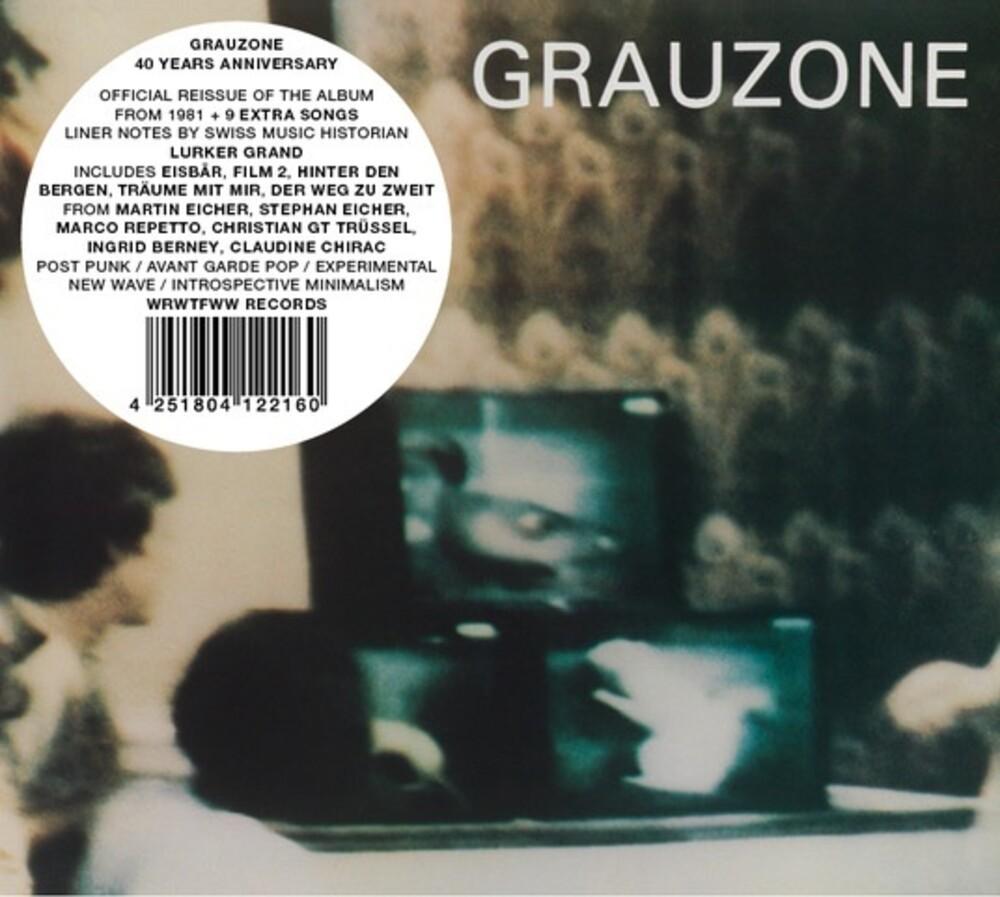 Grauzone - Grauzone (Aniv)