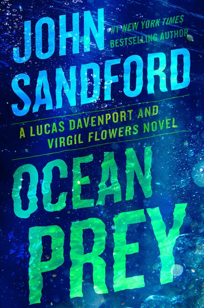 John Sandford - Ocean Prey: A Prey Novel