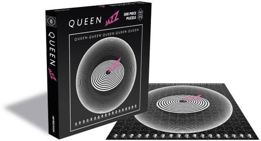 - Queen Jazz (500 Piece Jigsaw Puzzle)