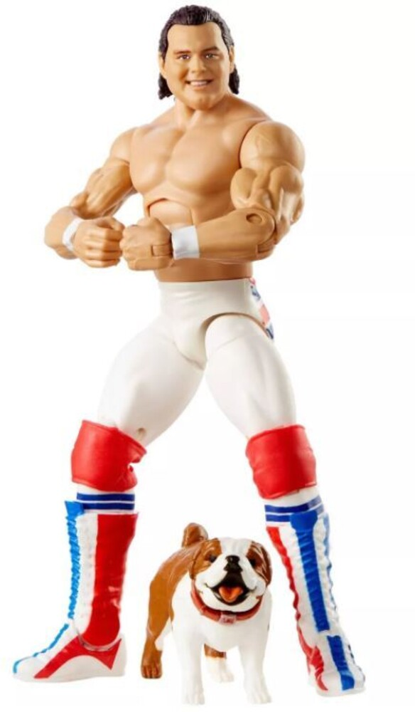 WWE - Mattel Collectible - WWE Elite Figure Boy Smith
