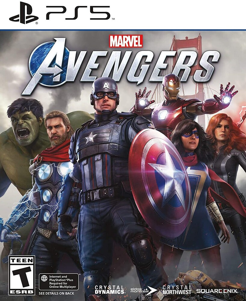 - Ps5 Marvel's Avengers