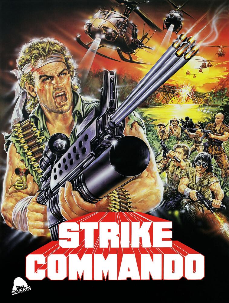 - Strike Commando