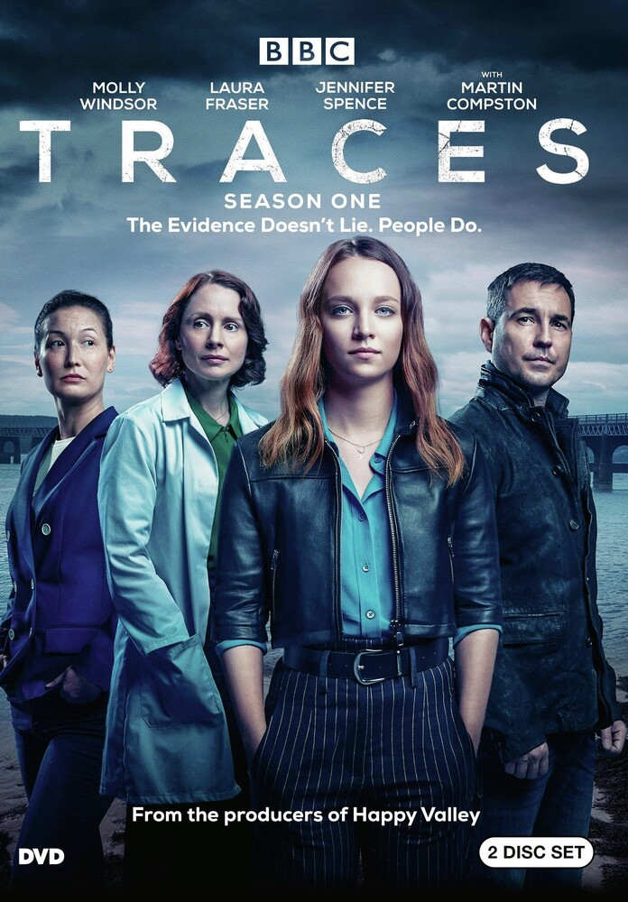 - Traces: Season One (2pc) / (Mod Amar)
