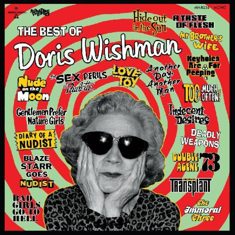 Best Of Doris Wishman / Various (W/Dvd) - Best Of Doris Wishman / Various (W/Dvd)