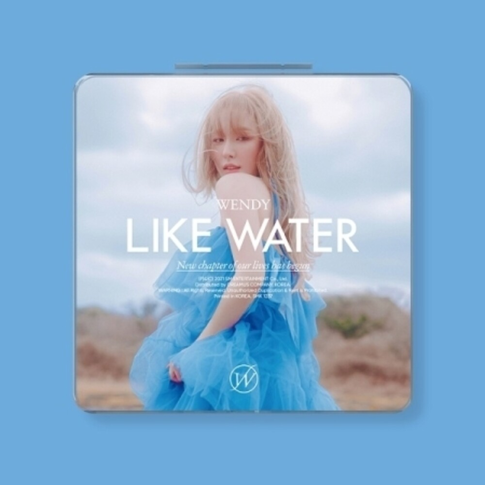 Wendy - Like Water (Case Version) (Post) (Phob) (Phot)