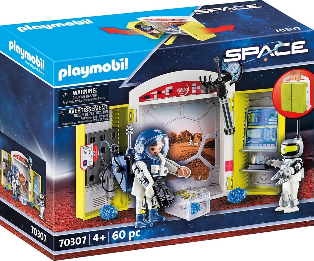 - Space Mars Mission Play Box (Fig)