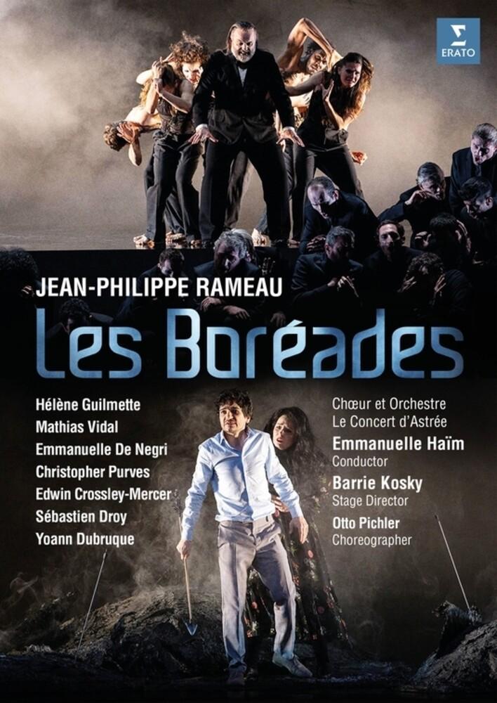 - Rameau: Les Boreades