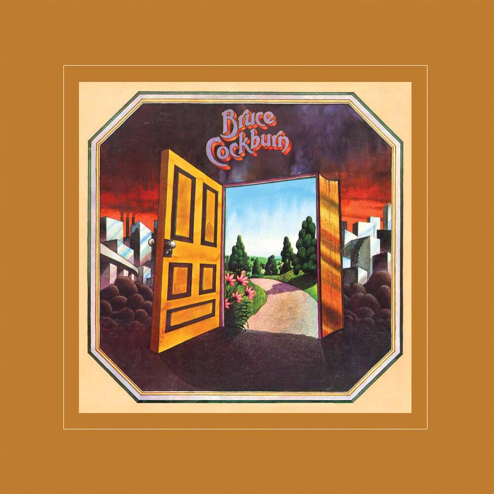 Bruce Cockburn - Bruce Cockburn [Indie Exclusive] [Colored Vinyl] [180 Gram] [Indie Exclusive]