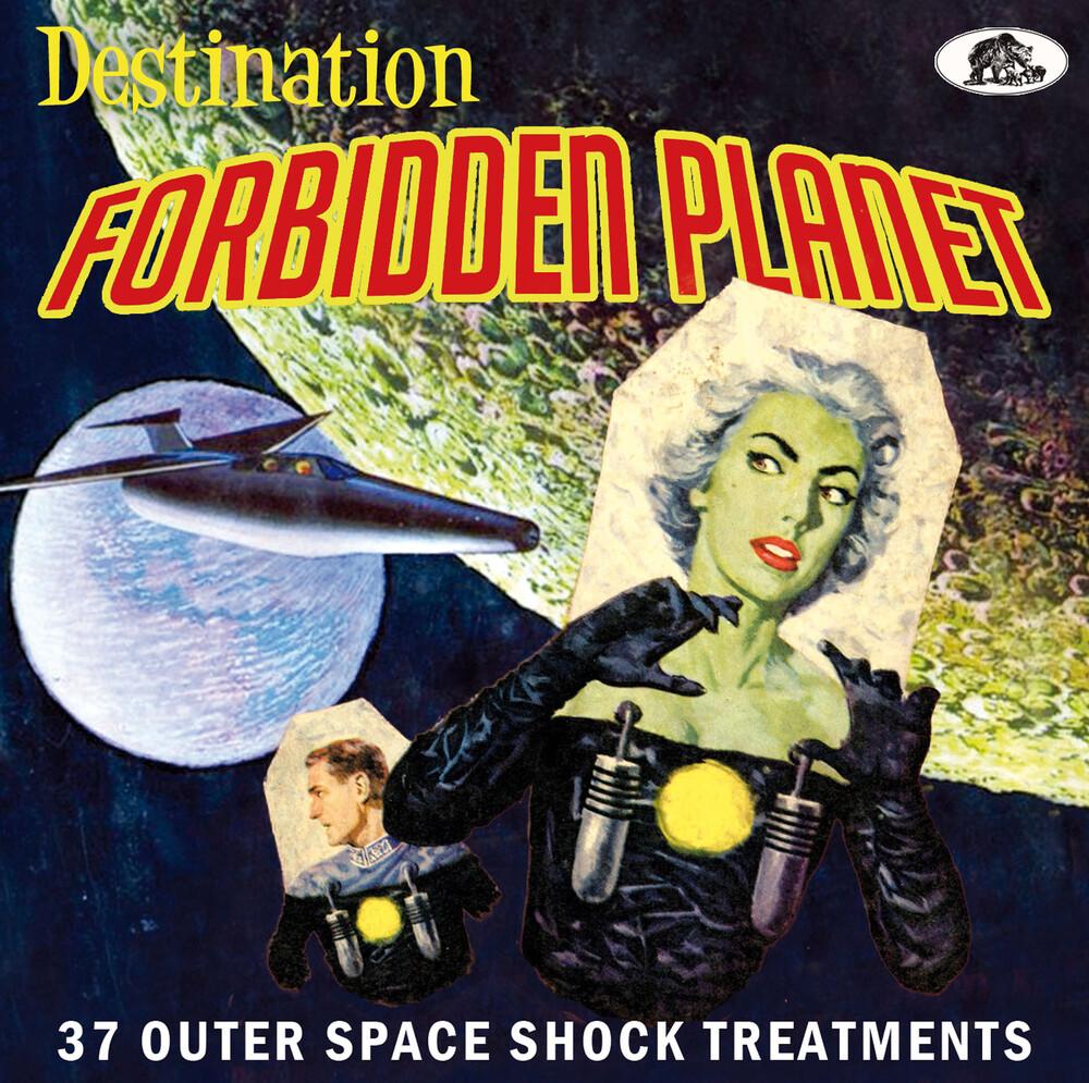Destination Forbidden Planet: 37 Outer Space / Var - Destination Forbidden Planet: 37 Outer Space / Var