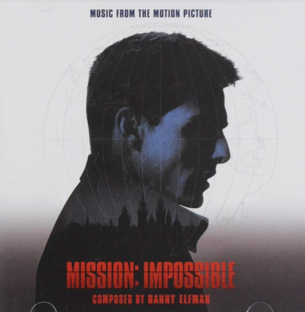 - Mission: Impossible (Original Soundtrack)