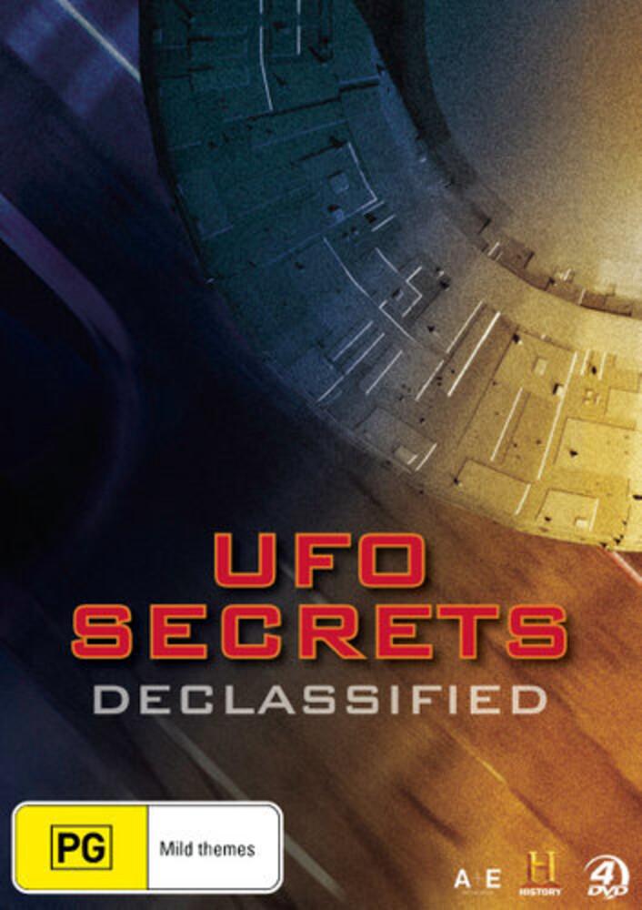 - Ufo Secrets Declassified (4pc) / (Aus Ntr0)